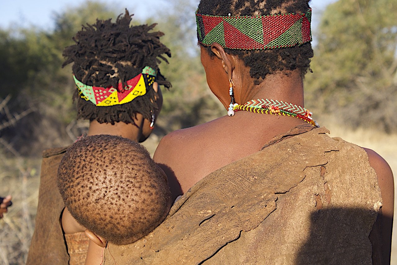 Bushmen ladies for website