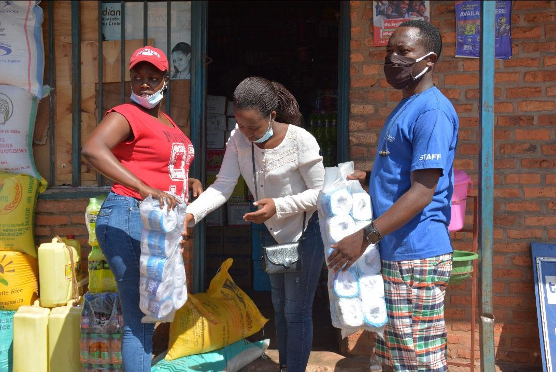 June food drop Akagera 1