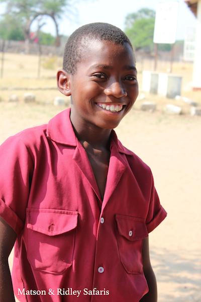 resized Child at Ngamo School